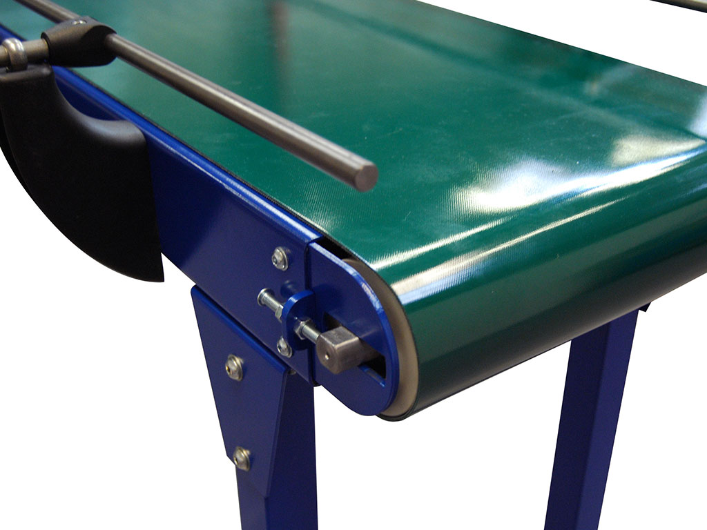 Roller conveyor belt - photo#10