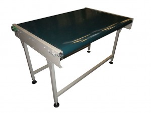 Short Wide Belt Conveyor